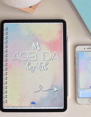 Agenda digital vertical